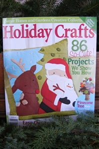 Picture of Holiday Crafts Magazine - 2010