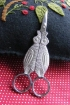 Picture of Owl Embroidery Scissors