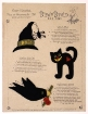 Happy Haunting Pins - Wool Applique Pattern