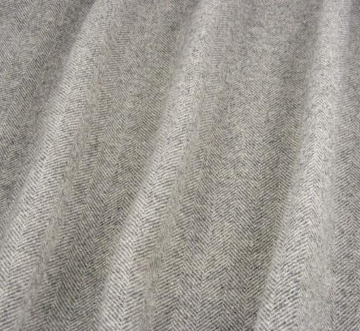 Picture of Wool - Grey Herringbone