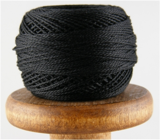 Picture of DMC Perle Cotton Black #310