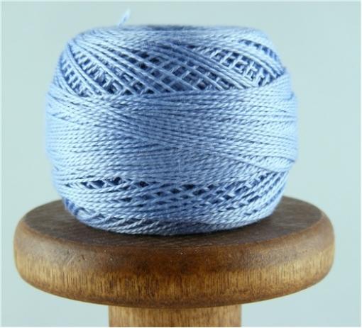 Picture of DMC #341 Light Blue Violet Perle Cotton