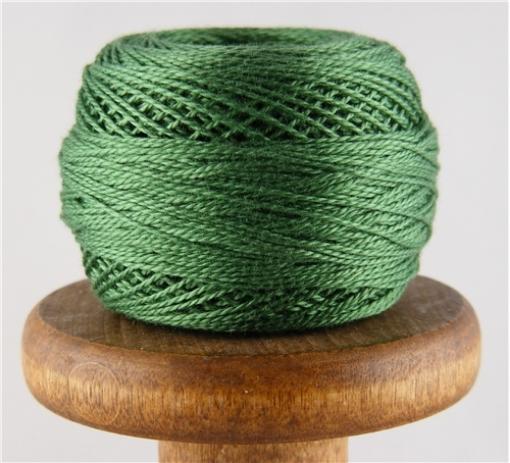 Picture of DMC Perle Cotton Dark Pistachio Green #367