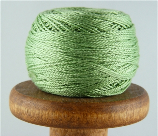 Picture of DMC Perle Cotton Light Pistachio Green #368