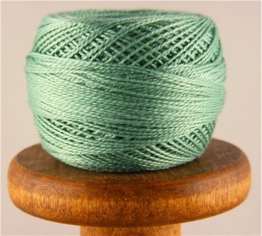 Picture of DMC Perle Cotton Medium Blue Green #503
