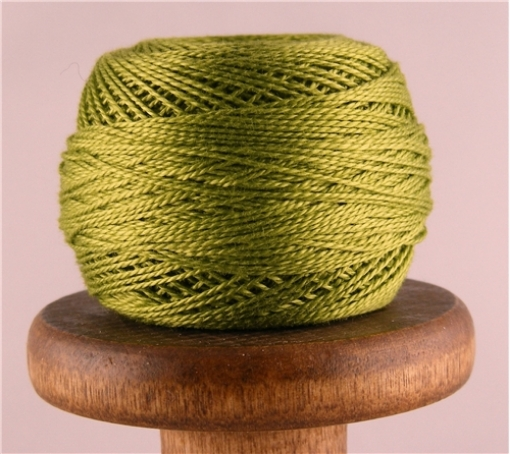 Picture of DMC Perle Cotton Moss Green #581