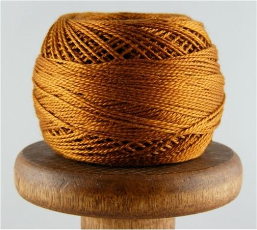 Picture of DMC Perle Cotton #780 Ultra Very Dark Topaz