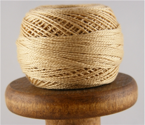 Picture of DMC Perle Cotton Very Light Tan #738