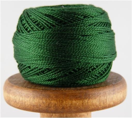 Picture of DMC Perle Cotton Ultra Dark Pistachio Green #890