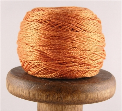 Picture of DMC Perle Cotton Light Copper #922