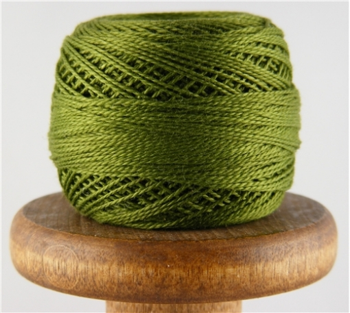 Picture of DMC Perle Cotton Olive #937