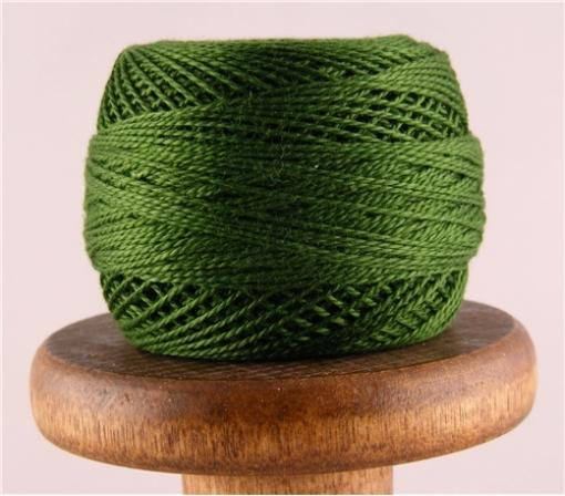 Picture of DMC Perle Cotton Dark Hunter Green #3345