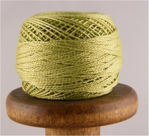 Picture of DMC Perle Cotton Light Hunter Green #3348