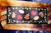 Falling Leaves Table Runner Wool Applique Pattern