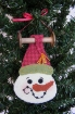 Picture of Bobbin Applique Snowman