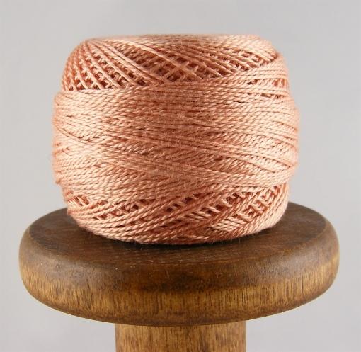 Picture of DMC Perle Cotton Peach #758
