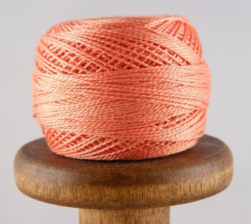 Picture of DMC Light Coral #352 Perle Cotton