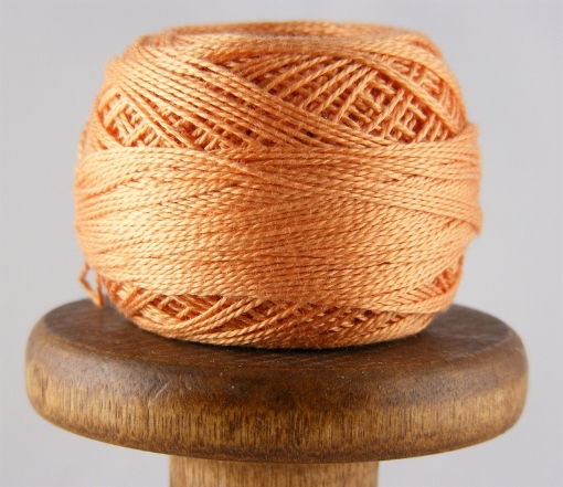 Picture of DMC Perle Cotton Very Light Mahogony #402