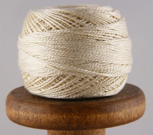 Picture of DMC Perle Cotton Ecru