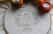 Let's Gobble Hand Embroidery Pattern on Stitch 'n Stitch