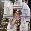 Holiday Season Tea Towels Pattern