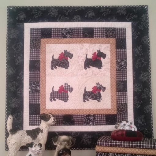 Picture of Little Katie Quilt - Free Design - Download