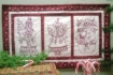 Picture of Three Christmas Friends - Machine Embroidery