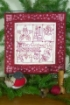 Picture of Merry Christmas Machine Embroidery Sampler