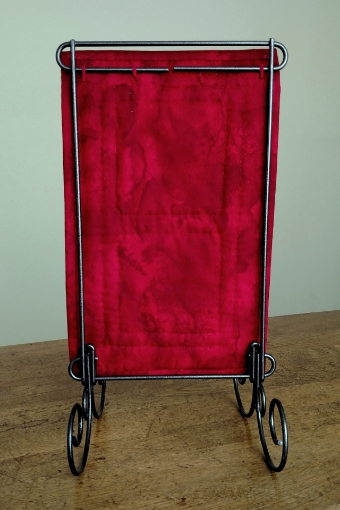 """Picture of 6"""" x 12"""" Quilt Stand"""