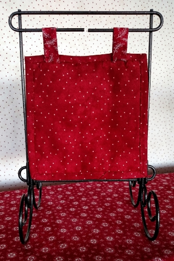 """Picture of 6"""" x 9"""" Quilt Stand"""