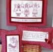 Picture of Angels Gather Here Hand Embroidery