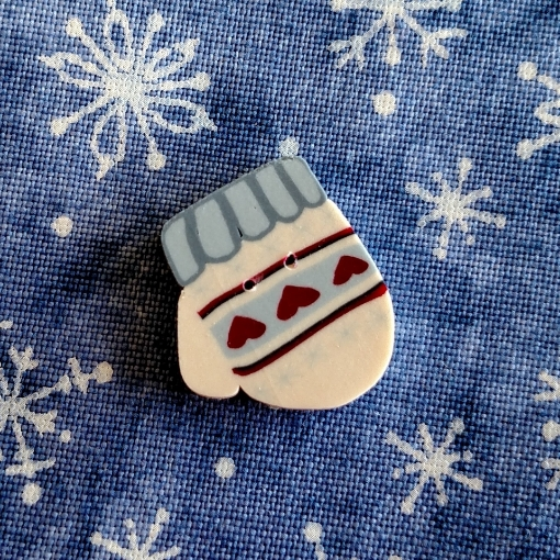 Picture of Mitten Button