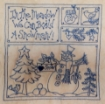 Picture of Welcome Winter - Machine Embroidery - #939