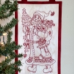 Picture of Night Before Christmas Hand Embroidery