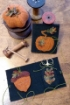 Picture of Harvest Pumpkin Sewing Set