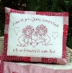 Friends Forever Hand Embroidery Pattern