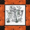 Picture of A Coven of Witches - Hand Embroidery - #1064