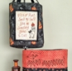 Picture of Halloweenie Totes - Machine Embroidery - #1066-ME