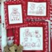 Bonefied Best Friend Hand Embroidery Pattern