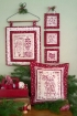 Picture of Santa is Coming Machine Embroidery