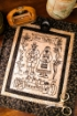 Picture of Give Thanks BlackWork - Hand Embroidery - #1115