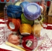 """Picture of Perle Cotton """"Scrap"""" Collection"""
