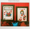Picture of Snow Buddies Counted Cross Stitch Pattern