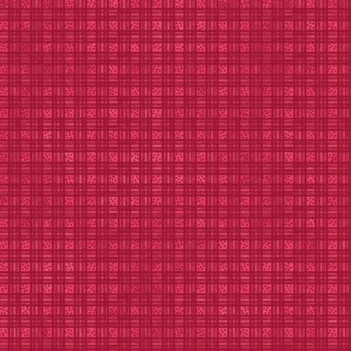 Dotted Plaid Fabric