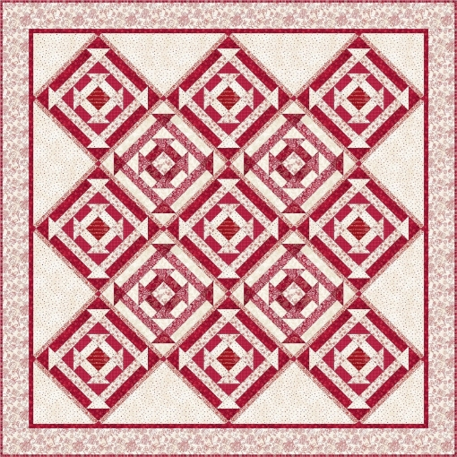 Picture of Churn-It-Up Free Quilt