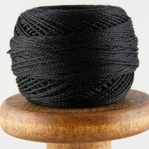 Picture of Presencia #0007  Black Perle Cotton