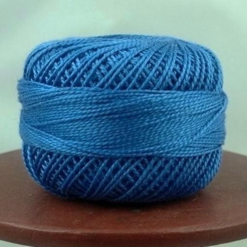 Picture of Presencia #3400 Bird Brain Blue Perle Cotton