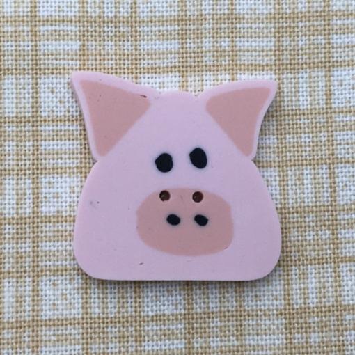 Picture of Piggy Button