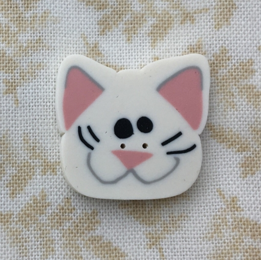 Picture of Kitty Cat Button