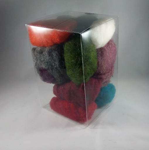 Picture of Wool Roving Surprise Box